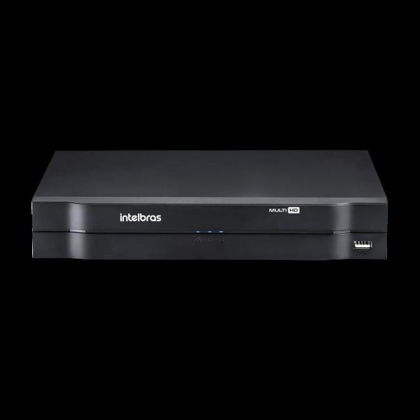 DVR INTELBRAS MULTI HD MHDX 1104 C/HD 3TB